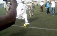 Adams appeals to FG, multinationals to sponsor sports as his U13 football tourney ends