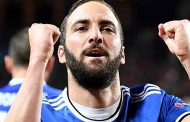 Chelsea sign 31-year-old Higuain on Loan for the rest of the season
