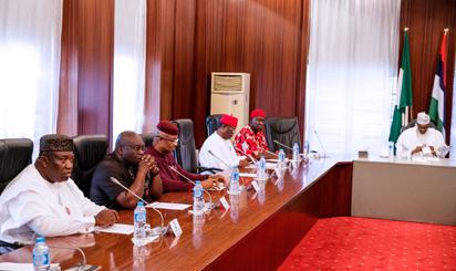 Ekweremadu, South-East govs not working for Buhari:  PDP