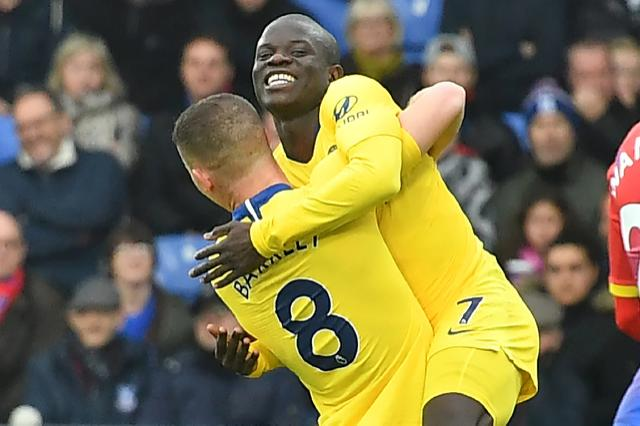 FA Cup final: N'Golo Kante, Willian hand Chelsea fitness boost ahead of Arsenal clash