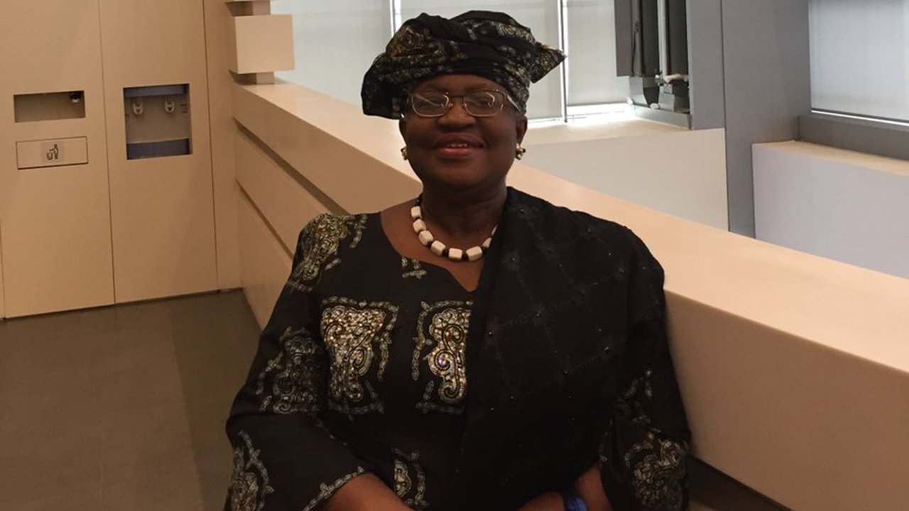 Okonjo-Iweala eyes World Bank presidency