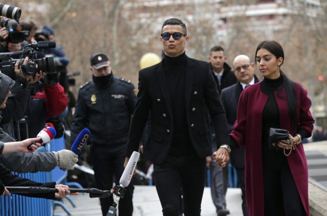 Ronaldo tests positive for coronavirus, to miss Portugal, Sweden match