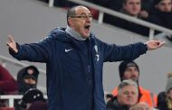 Maurizio Sarri hoping Gonzalo Higuain can revive Chelsea's stuttering campaign following Arsenal defeat