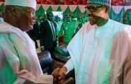 Buhari, Atiku, others  sign second peace accord