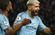 Aguero hat-trick sinks Arsenal, City close gap on Liverpool