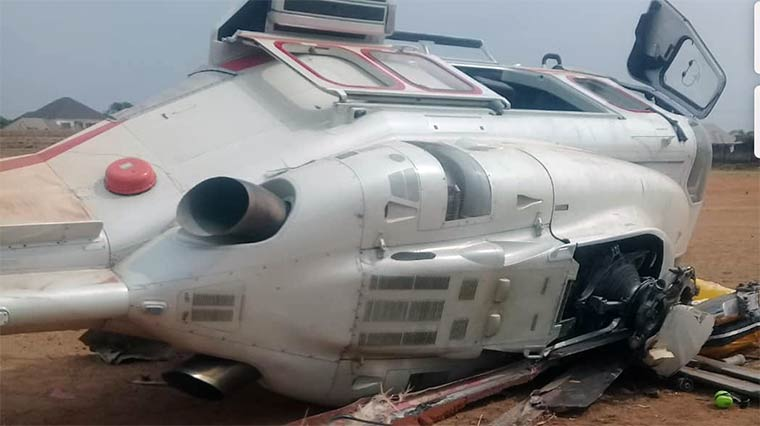 Fresh posers over VP Osinbajo's helicopter crash