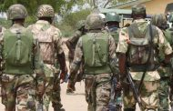 Insurgency: Troops stopped attack on military base in Borno