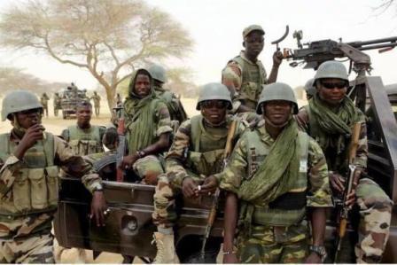 Nigerian army preps for coronavirus lockdown, 'possible mass burials'