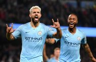 Man City 1 West Ham 0: Sergio Aguero penalty sees champions keep pace in title race
