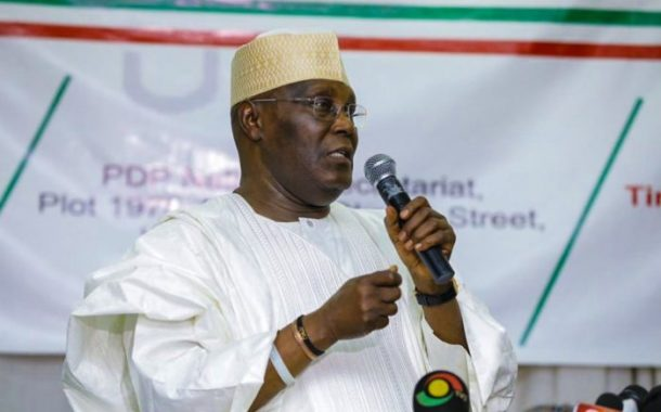INEC's server shows we beat Buhari with 1.6 million votes: PDP, Atiku