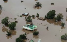 Cyclone Idai kills over 1000 in Mozambique
