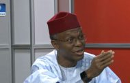 El-Rufai thanks Kaduna people after re-election, opposition PDP rejects
