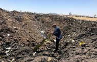 Ethiopian Airlines flight crashes near Addis Ababa, killing all onboard
