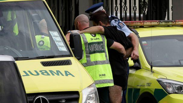 At least 49 killed in New Zealand Mosque attacks