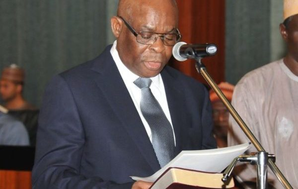 My asset declaration forms were tampered with, Onnoghen tells CCT