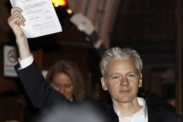 After 7 long years, Assange's capture happened quickly