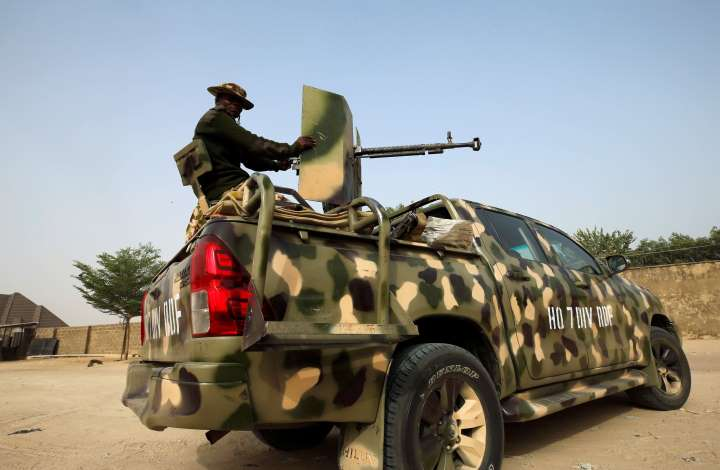Thousands flee Maiduguri as army warms up for Boko Haram offensive
