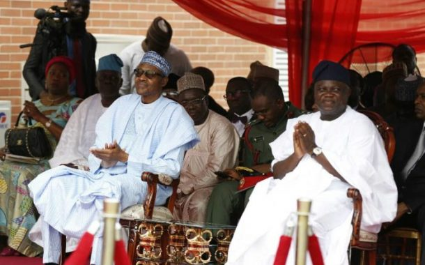 Buhari returns to Abuja after Lagos working visit