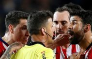 Costa could miss the rest of the season after red card