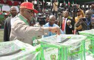 Gov. Wike wins Rivers governorship poll