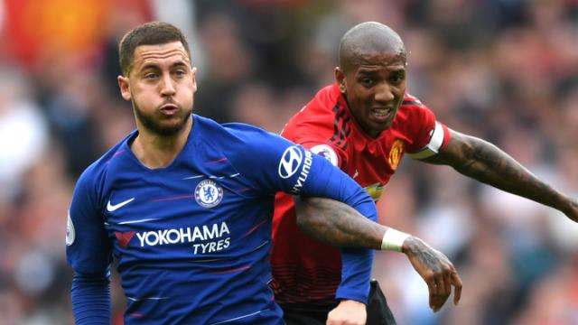 'I want to play in the Champions League' - Real Madrid target Hazard throws down gauntlet to Chelsea