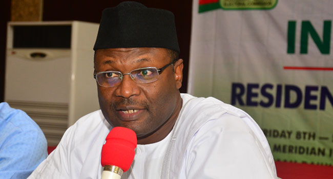 Atiku's server 'results' fake:   INEC