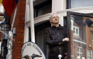 Julian Assange arrested at Ecuadorian embassy