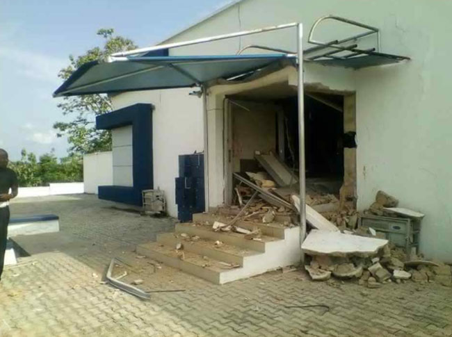 11-man robbery gang attacks First Bank in Ondo, kills seven, injures five