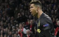 Lucky Ajax draw proves Juventus have Ronaldo but not a lot else