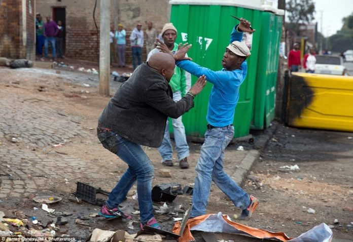 Xenophobia: Two Nigerians stabbed to death in South Africa