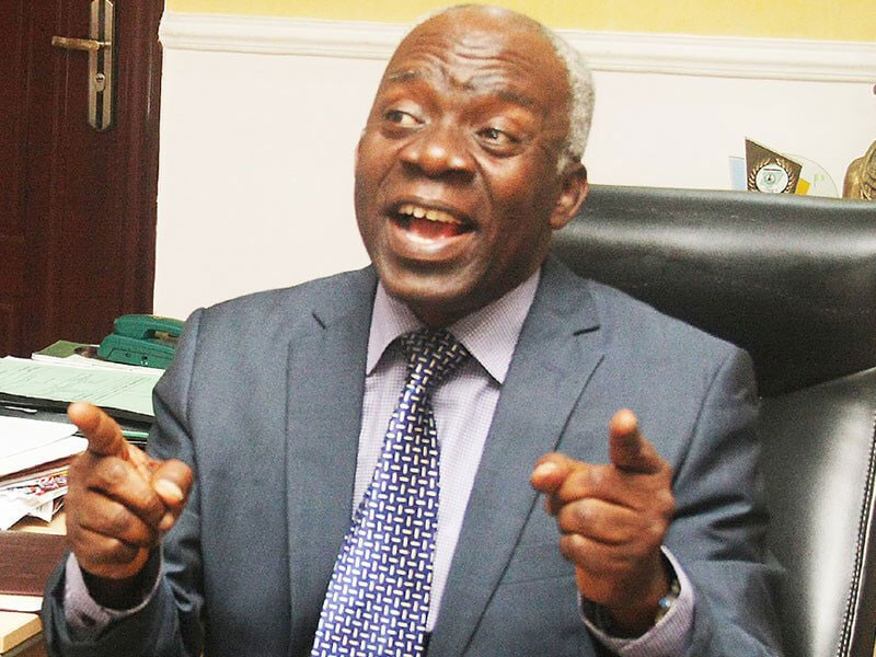 Falana writes Kachikwu, threatens to go to court over alleged $60bn oil revenue loss