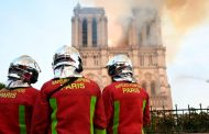 France to invite architects over rebuilding of Notre-Dame Cathedral