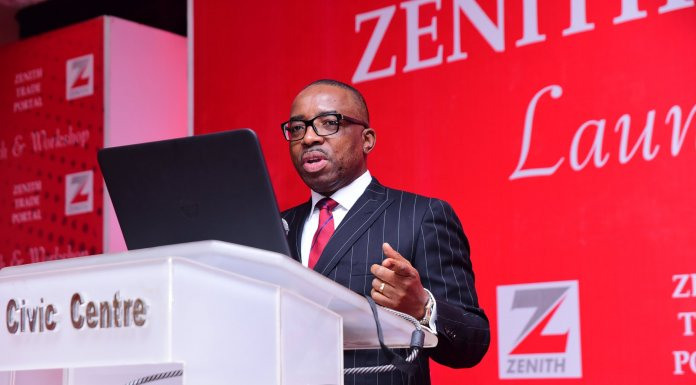 Zenith Bank appoints Onyeagwu as Group Managing Director/ Chief Executive Officer