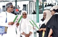 Opposition parties, others, knock  Buhari's failure to make inauguration speech
