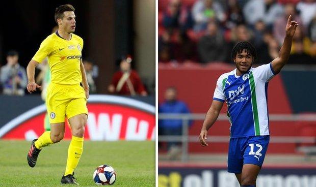 Who Chelsea have identified as Cesar Azplicueta backup next season