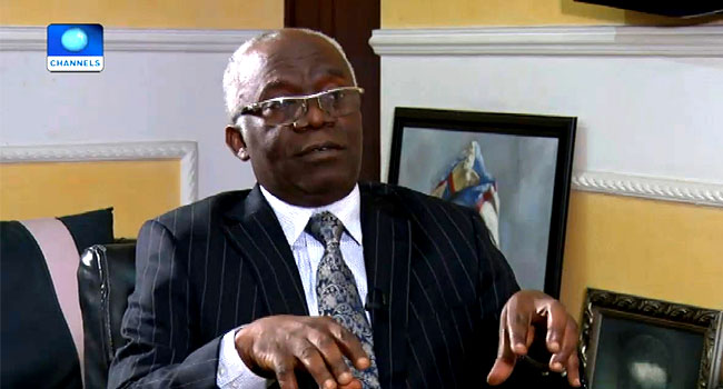 Falana writes AGF, requests release of 10 people from 'Navy detention'