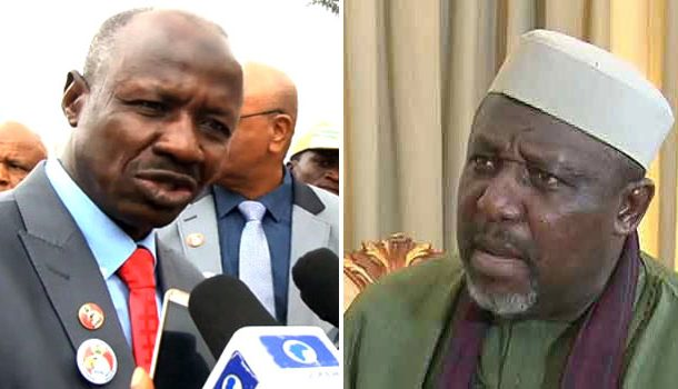 EFCC is investigating Okorocha, others: Magu