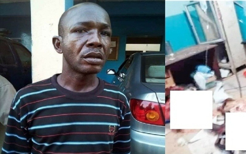 Why I set my girlfriend's family ablaze: Jilted lover