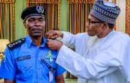 Buhari finally confirms Adamu Mohammed as Police IG