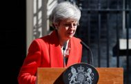 Theresa May resigns as Prime Minister and leader of the Conservative Party