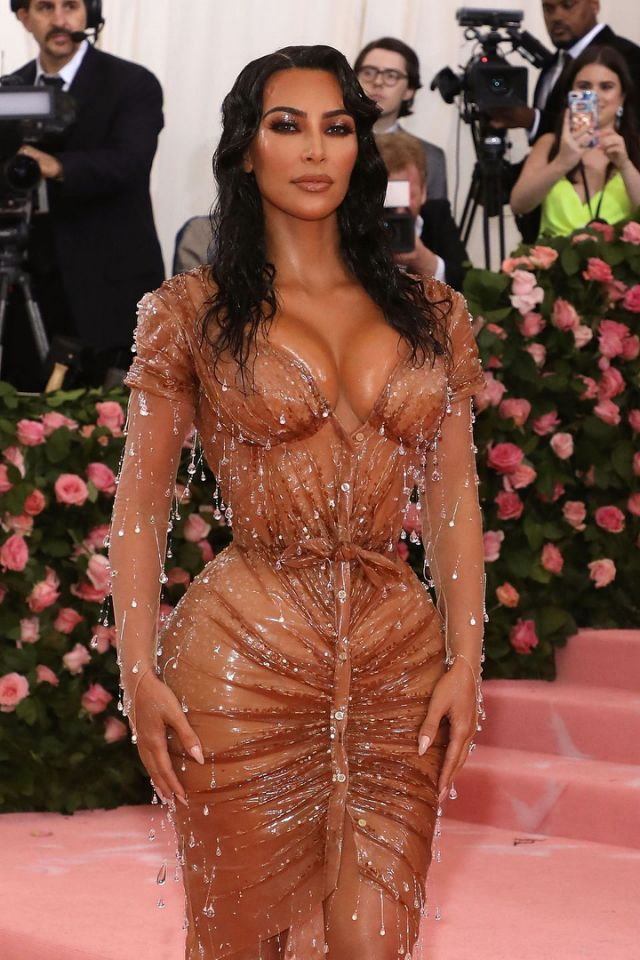 Kim Kardashian's Met Gala after party outfit was EVEN SEXIER than her red carpet dress