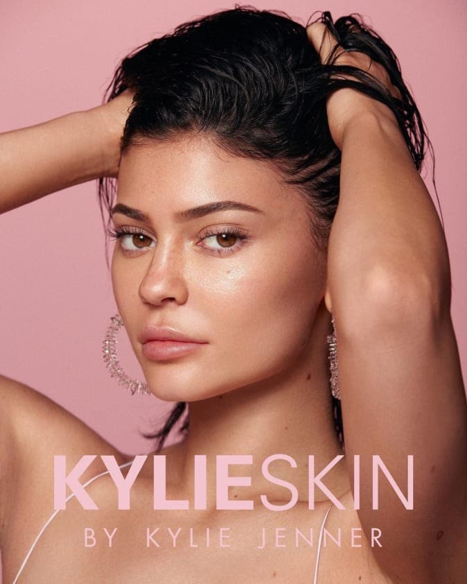 Kylie Jenner announces her skincare line KylieSkin