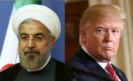 Trump warns Iran it faces ruin if it 'wants to fight' with U.S