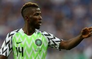 Afcon: Kelechi Iheanacho has changed but lacks confidence, says Nigeria coach Gernot Rohr