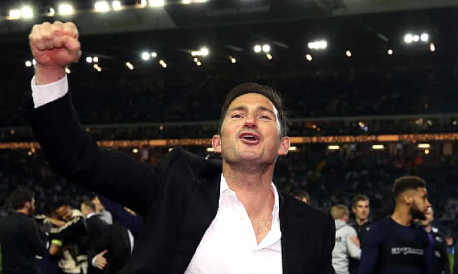 Chelsea get permission from Derby to hold Frank Lampard talks