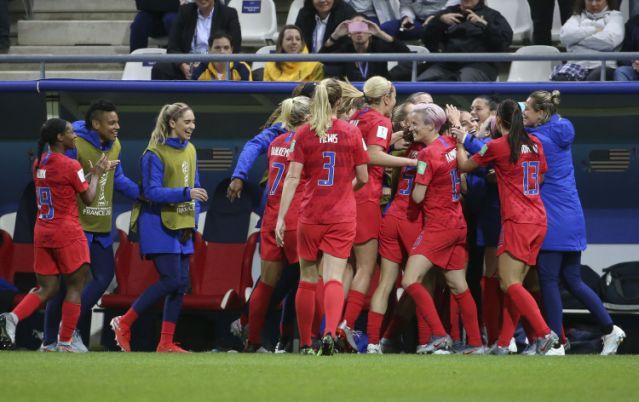 Women football World Cup: How USA demolish Thailand 13-0