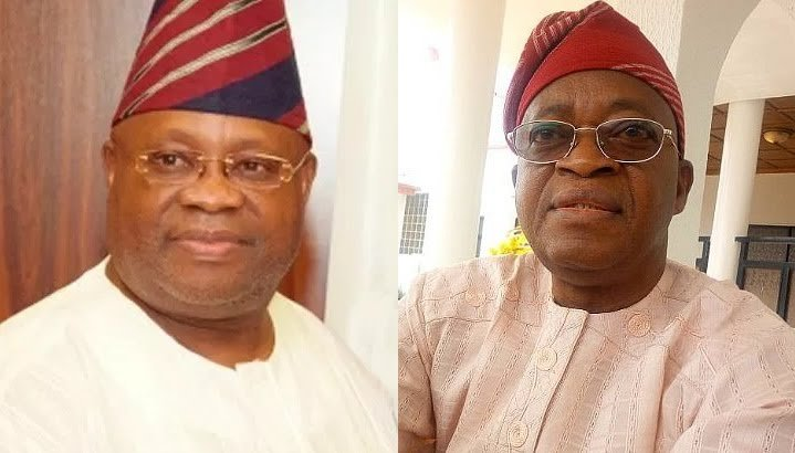 Supreme Court dismisses Adeleke's appeal, affirms Oyetola's  election as governor of Osun