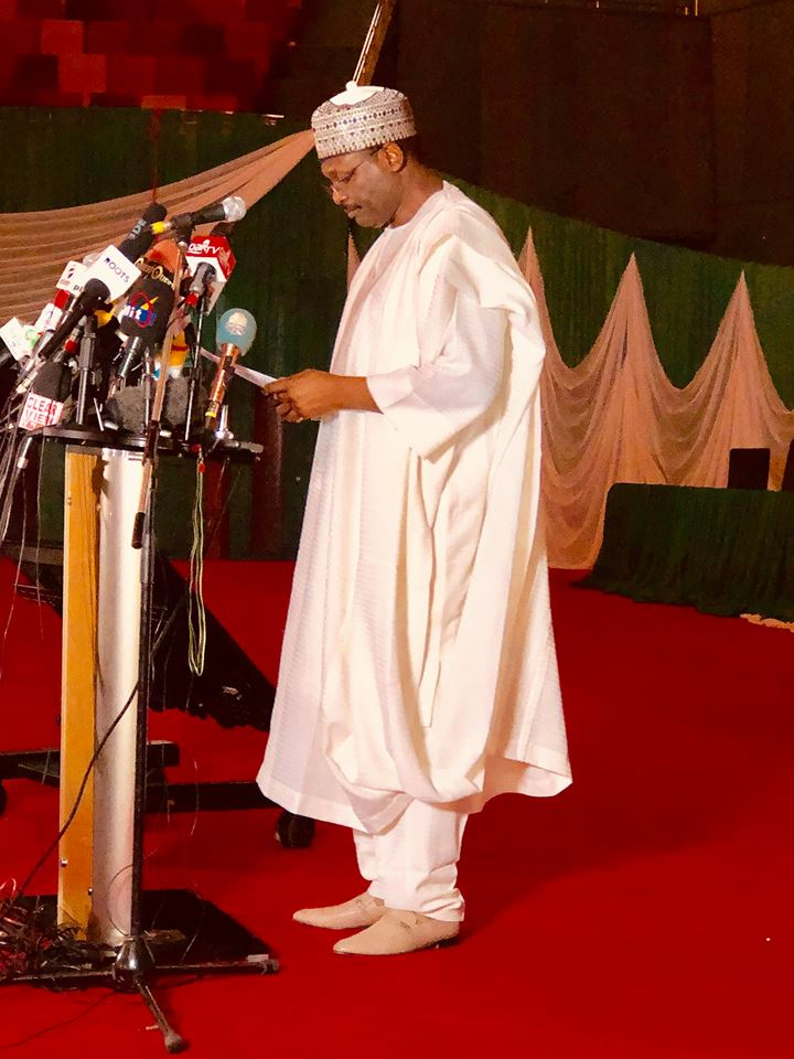INEC is open to criticism, 'every democracy is work-in-progress', says Yakubu Mahmood