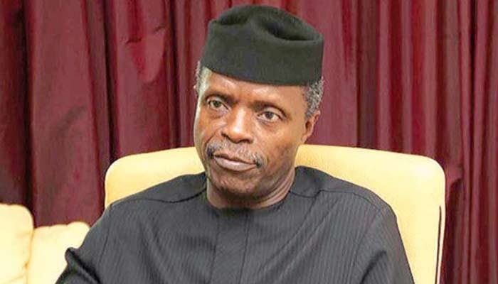 FG making Nigeria's business environment friendlier by slashing taxes: Osinbajo