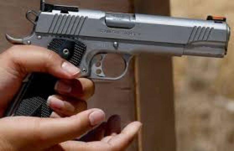 Man arrested with loaded gun inside Catholic Church